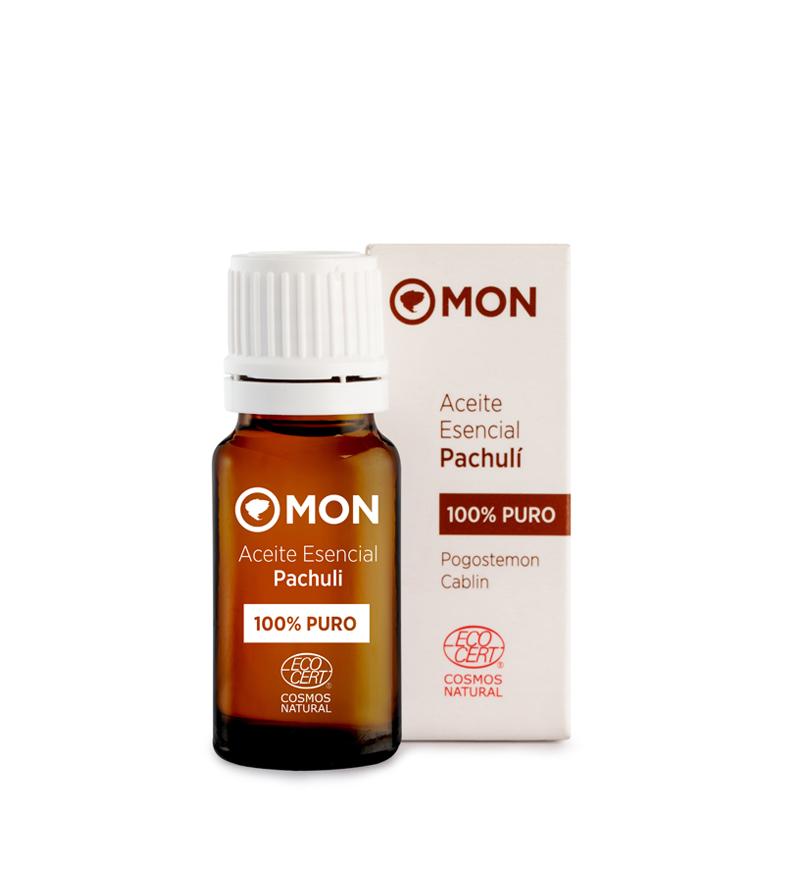 Aceite esencial de Pachuli