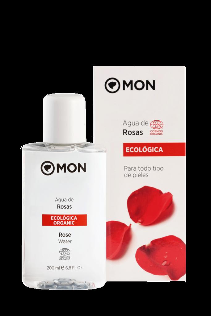 Agua de Rosas ecológica