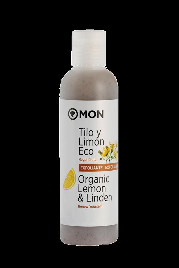 Gel exfoliante de Tilo y Limón