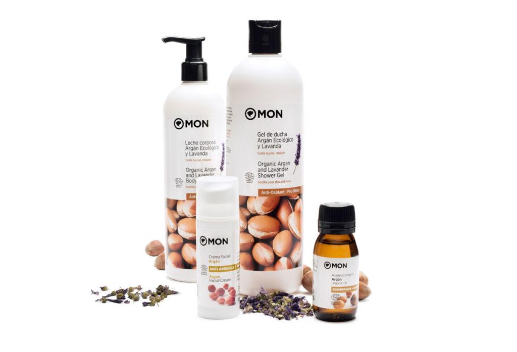 productos cosméticos naturales de argán