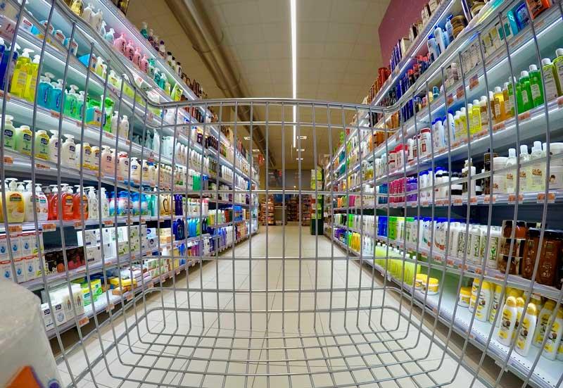 geles supermercado